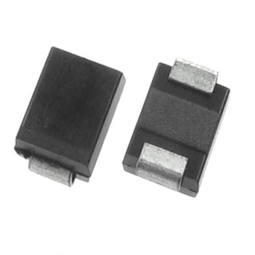 10x TVS Z-diodo Zener diodo 20v 600w do-214aa