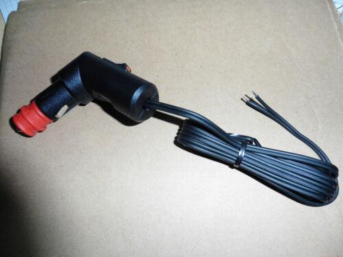 Sicherheits Universalstecker Verlängerungskabel mit Schalter 12V 24V