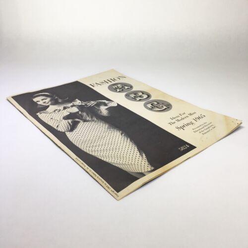 Retro 1965 Ideen Abcs Frühling Einfachheit moderne Fräulein für Promo Mode Muster HH8pxEnq