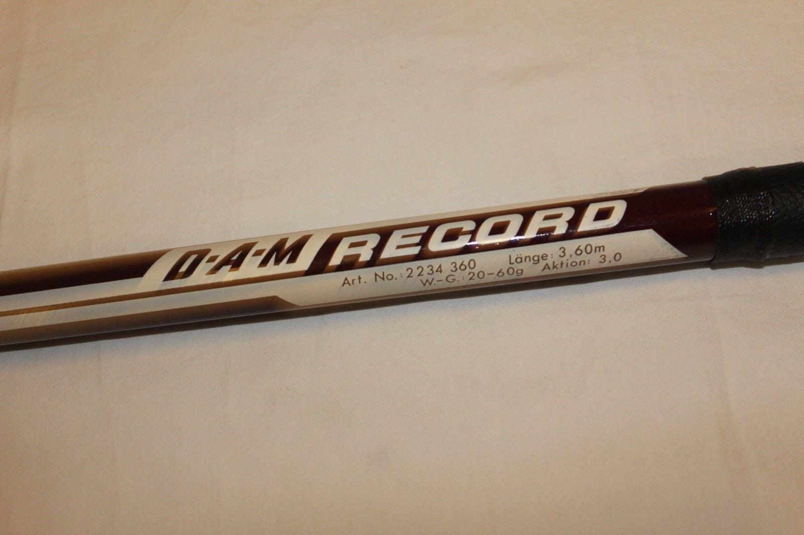 Dam record-telerute record-telerute record-telerute - 3,60m-wg: 20-60g-nr-438 167f29