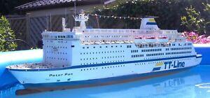 Schiffsmodell der TT-Line, MS Peter Pan 3