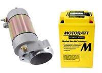 Battery Starter Kit For Polaris Xplorer 400 1995-2002 378cc Engine