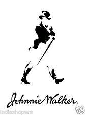 Indiashopers Johnnie Walker Windows, Sides, Hood, Bumper Car Sticker