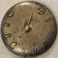 Patek Philippe Chronometre mens wristwatch movement & dial to restore