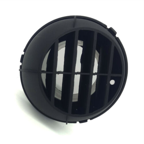 1*Black 75mm Air Outlet Vent Net Cover Cap Of Exhaust Pipe For Air Diesel Heater