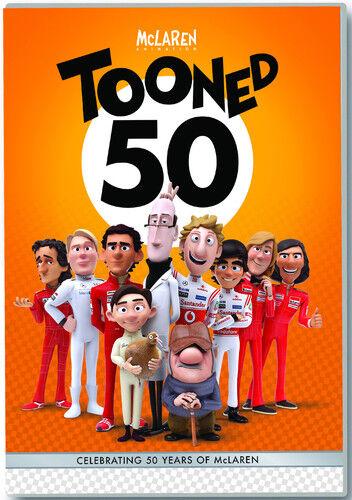 Tooned: 50 DVD (2013) Henry Trotter ***NEW***