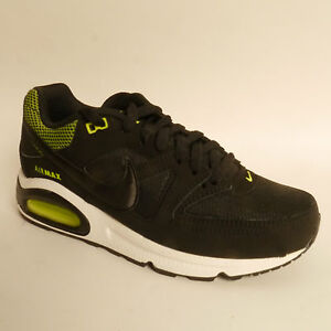 2fd05a3e19 Womens Nike Air Max Command Trainers Black 397690 097 Size 5 UK Eur ...