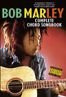 Bob Marley Complete Chord Songbook by Pbk (Paperback, 2005)
