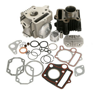 Green-L 39mm Bore Cylinder Piston Engine Rebuild Kit Fit For Honda Z50R XR50 CRF50 50CC