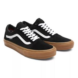 Vans Shoes SKATE Old Skool Black Gum Mens US Size Skateboard Sneakers