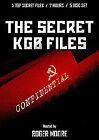 The Secret KGB Files (DVD, 2007, 5-Disc Set, Box Set)