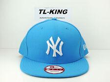 New Era New York Yankees Blue Fan 9fifty 950 Snapback Hat Cap Msrp $30