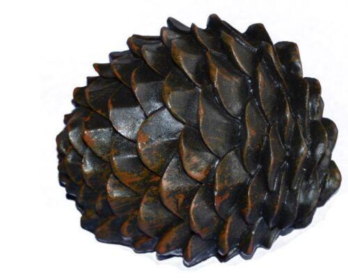Geocaching Versteck Tannenzapfen Schlüsselversteck Schlüsselstein pine cone