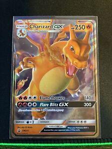 Pokémon TCG: Charizard GX SM211 Full Art Black Star Promo Ultra Rare Holo New/M