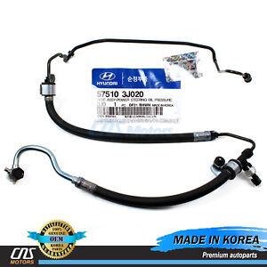 GENUINE-Power-Steering-Pressure-Hose-for-09-12-Hyundai-Veracuz-OEM-575103J020