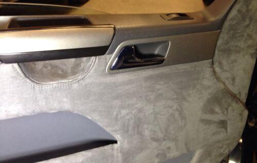 Poignée Intérieure De Porte Paire-Nice UPGRADE Genuine VW T5 chrome Métal