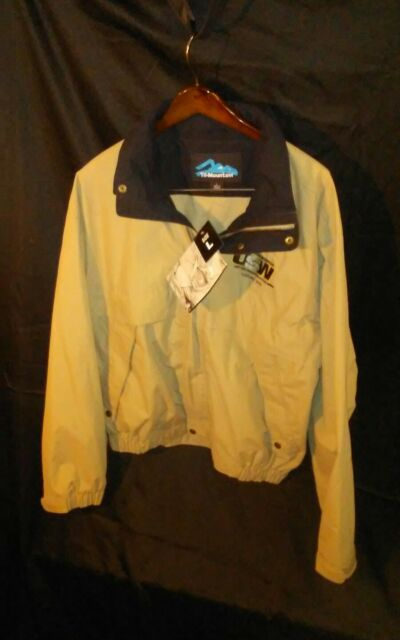 Tri-Mountain Men/'s Big And Tall Water Resistant Hood Jacket 5300-Tall