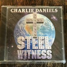 Charlie Daniels - Steel Witness - CD - Southern Rock