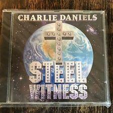 Charlie Daniels - Steel Witness - CD - Southern Rock