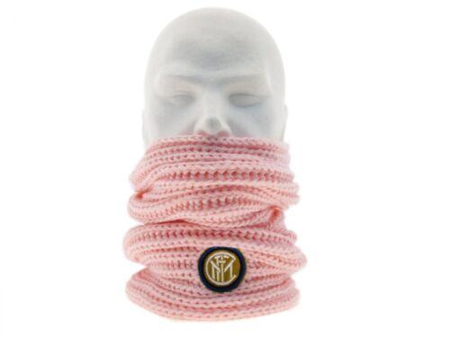 Scaldacollo Ufficiale Inter Rosa Merchandising Internazionale originale