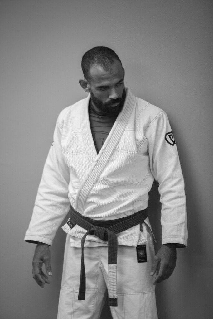 Mens Phalanx Brazilian Jujitsu Gi A0 (white)
