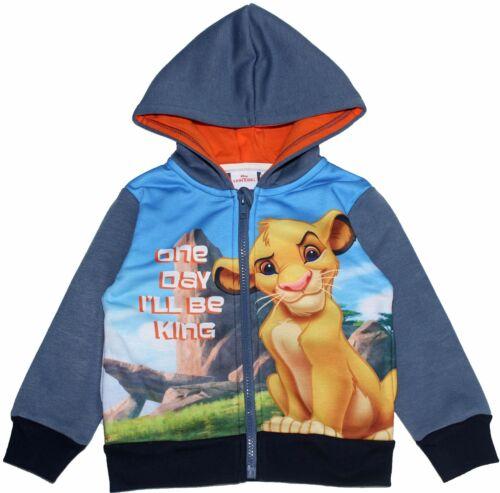 The Lion King Boys Simba Hoodie Jumper