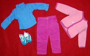 "Just Pretend Doll Outfit Clothes Fits 18/"" Slim Magic Attic Tonner 44"