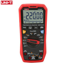 Uni T Ut61e True Rms Digital Multimeter Ac Dc Lpf Acv Ncv Cap Ohm Freq Test Usb