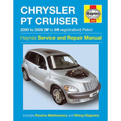 haynes diy car and automotive repair manuals ebay events rh ebay co uk 2006 PT Cruiser Fuse Diagram PT Cruiser Interior