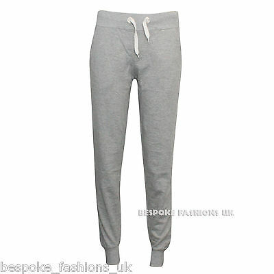 WOMEN'S DRAWSTRING SWEATPANTS JOGGERS TRACKSUIT BOTTOMS PLUS SIZE 8 TO 24