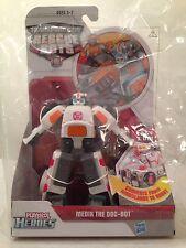 Hasbro Transformers Rescue Bots Playskool Heroes Medix The Doc-bot Figure - 36797