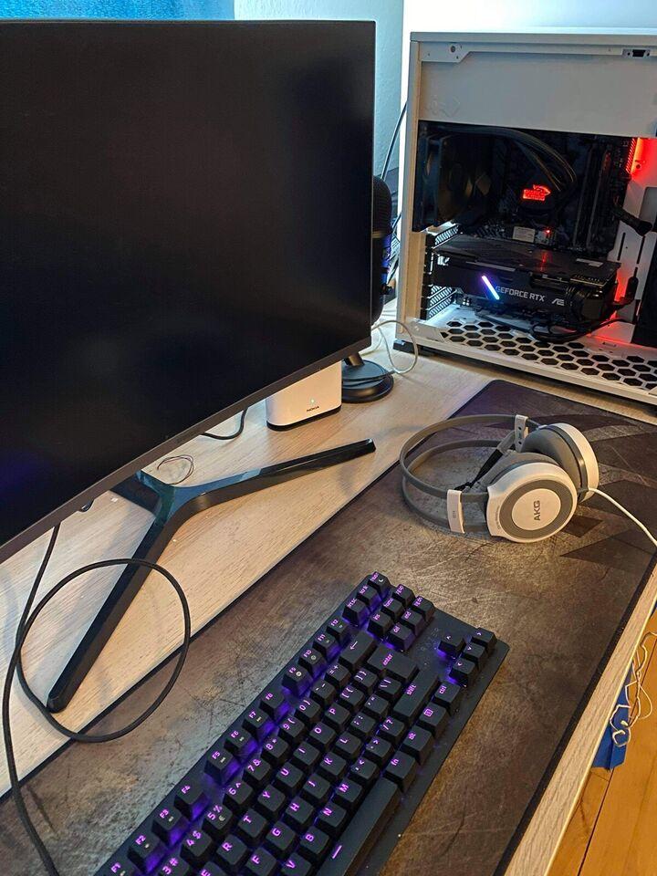 Andet mærke, Speciel lavet, AMD ryzen 3 3200g Ghz