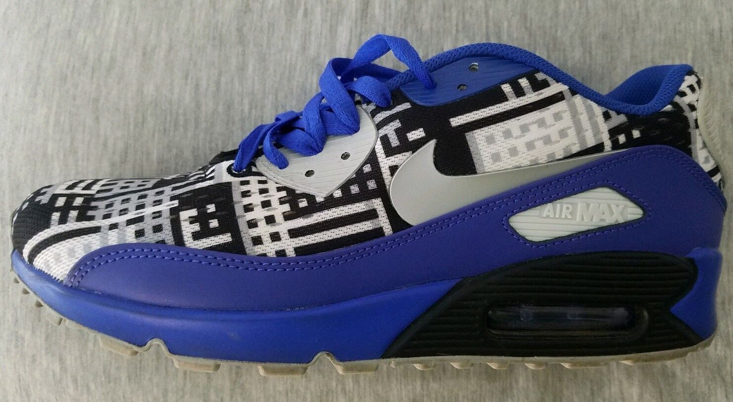 601f0042035 W W   Nike Air Max 90 90 90 EM ID - Digi Camo