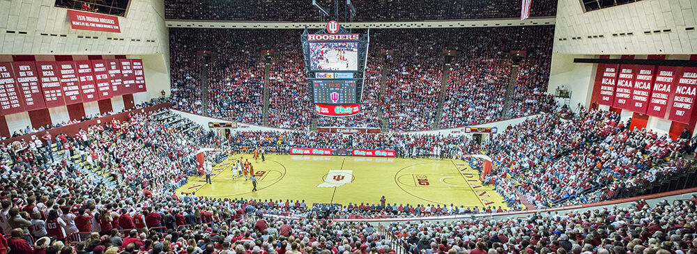 Marian Knights at Indiana Hoosiers Basketball Tickets ( Exhibition)