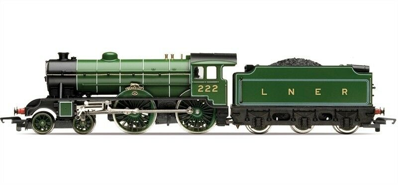 Hornby  RailRoad LNER 4-4-0  The Berkeley  R3062 Free Shipping