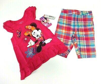 Disney Minnie Mouse Baby Langarmshirt Bluse  Shirt Mädchen