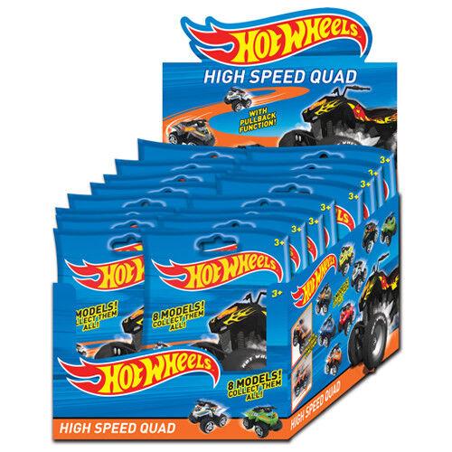 Den display - kasten 16 x hot wheels blinde tüten high - speed - säcke party - taschen