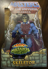 He-Man Skeletor MOTU Classics Galactic Space Mutants MIB MOC