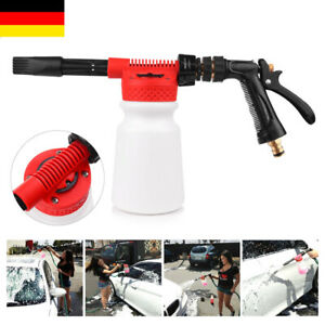 Schaumkanone-Autowaesche-Reinigung-Wasserpistole-Cleaning-Foam-Gun-Schaumpistole