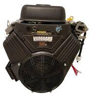 35hp Briggs And Stratton Vanguard Engine 1-1/8 X 3 613477-0218 20/50amp