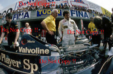 Mario Andretti JPS Lotus 79 Winner French Grand Prix 1978 Photograph 3