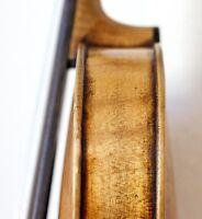 250 years old 4/4 violin lab. J.B.GUADAGNINI 1703 geige violon AMAZING CONDITION