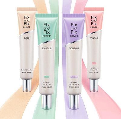 [Etude House] Fix and Fix Tone Up Primer SPF33/PA++ 30ml - Korea Cosmetic