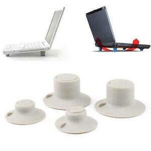 20pcs Heat Reduction Pads Cooling Cool Feet Stand Set Fit For Notebook Laptop PC