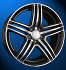 Wheelworld WH12 8.5 X 20 5 X 112 45 schwarz hochglanz poliert