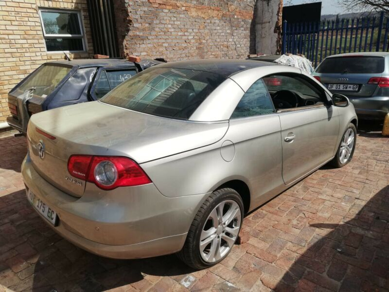 Vw eos stripping for parts