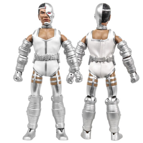 DC Comics Retro Style 8 Inch Figures New Teen Titans Series Cyborg
