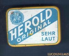 Boite Aiguillles Gramphone Phonographe – Herold Original 60 80 Aiguilles