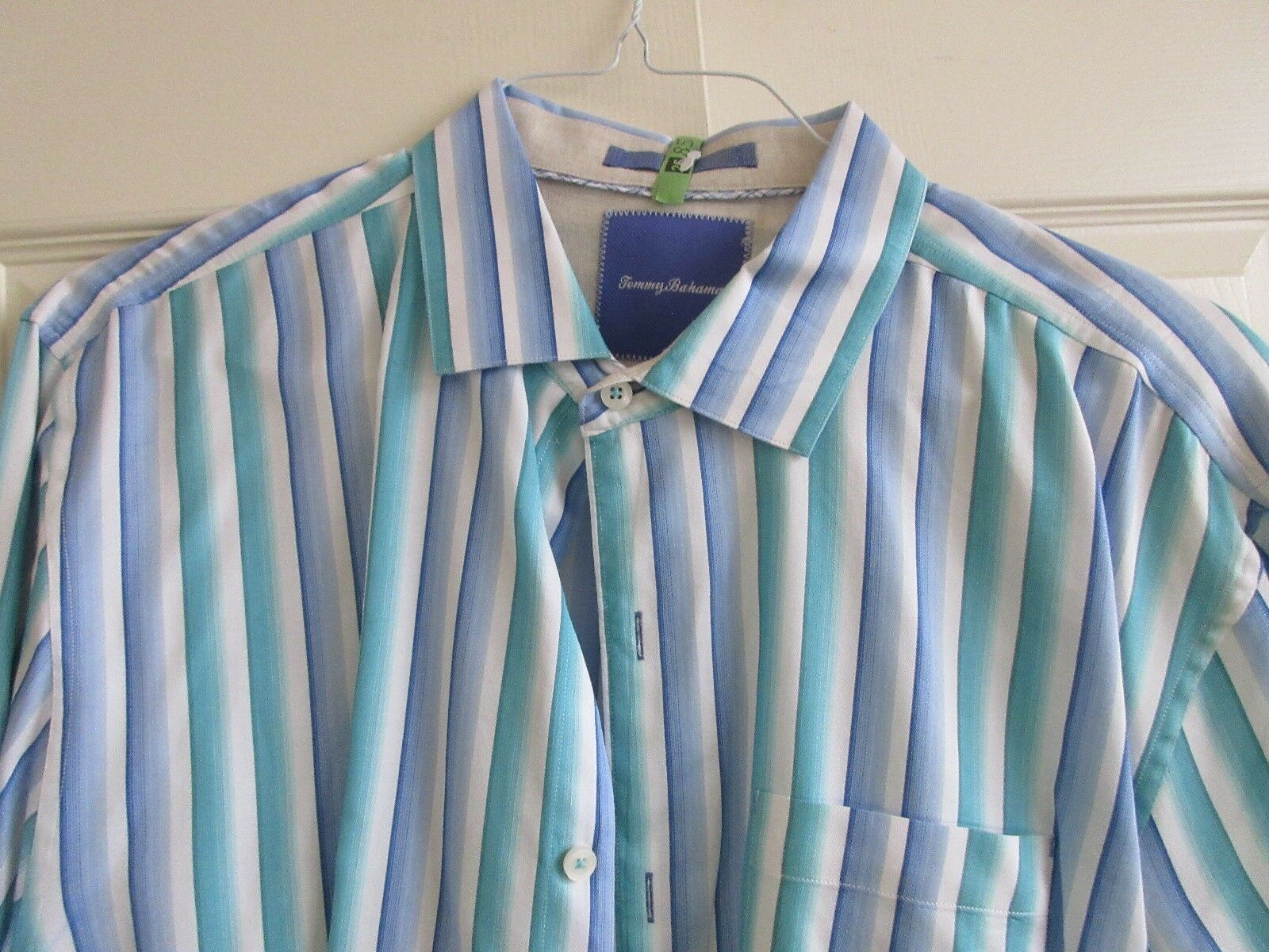 Tommy Bahama , Island Modern Fit ,Men's Long Sleeve Shi