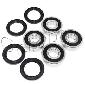 TRX250-250-Recon-Both-Sides-Of-The-Front-Wheel-Bearings-Seals-1997-2017